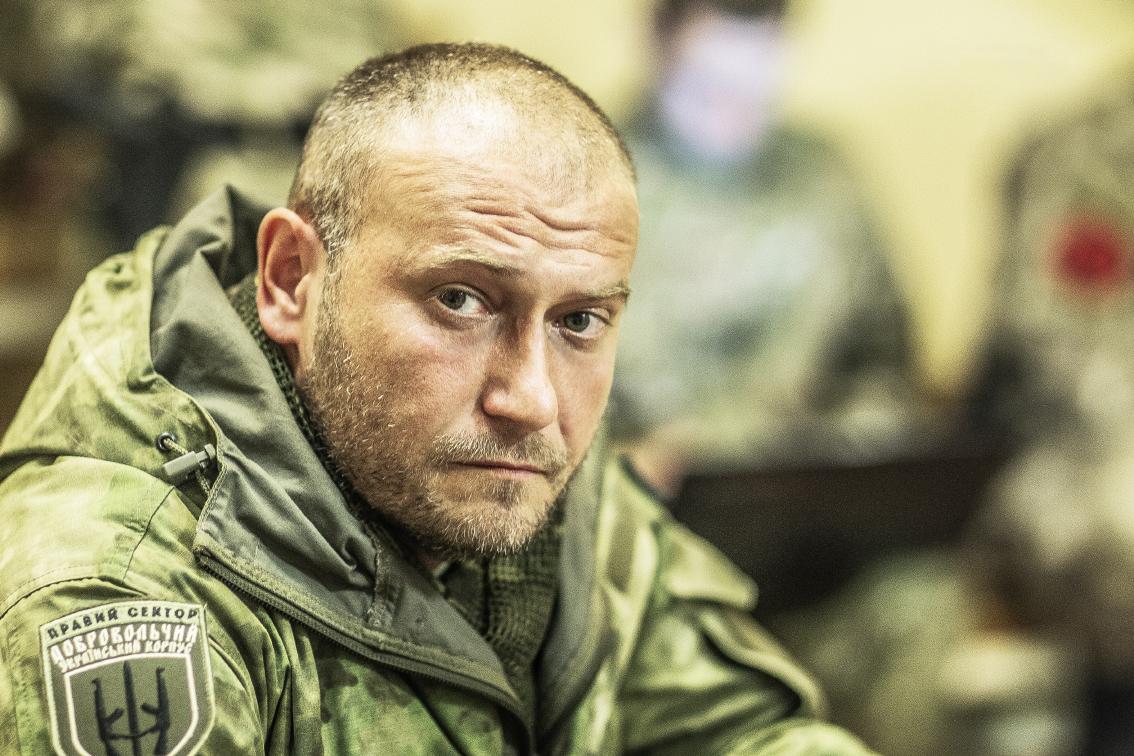 Ярош: в армии царит совдепия и бюрократия. Войска уничтожают