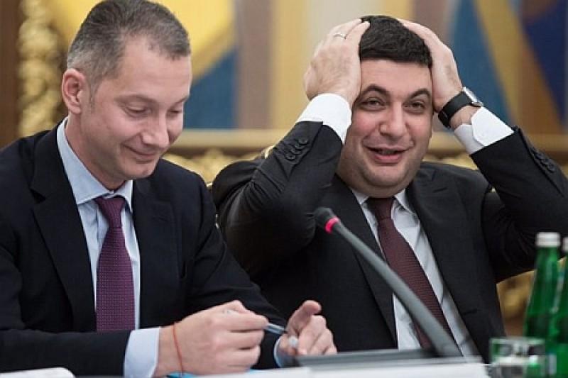 """Гройсман """"ошарашил"""" очередным заявлением: госбюджет Украины-2018 войдет в историю?"""