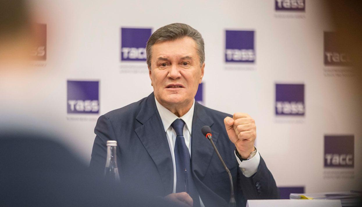 Янукович беднеет: Луценко выманит у него еще 200 миллионов
