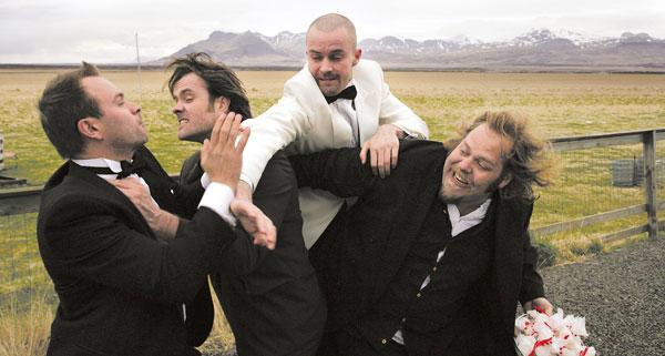 Драку заказывали? Журналисты показали, как власть имущее гуляли на свадьбе сына Луценка
