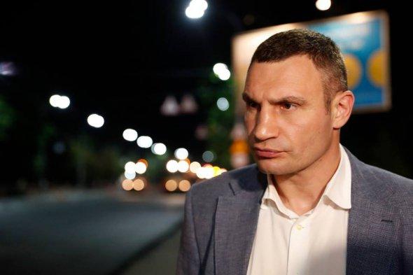 Горячие головы: чем занимается мэр Киева по ночам и кто его партнёр