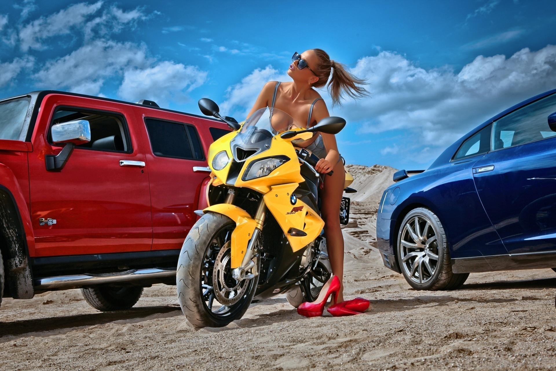 Новый военный прокурор – новые BMW, Harley Davidson, Kawasaki. С назначением!