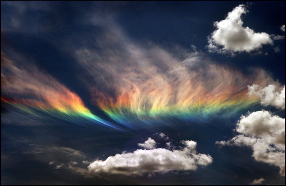 Брокенский призрак, ложное Солнце и огненная радуга: подборка самых редких природных явлений