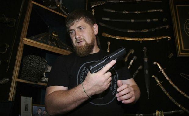 Кадыров в открытую пошел против Путина