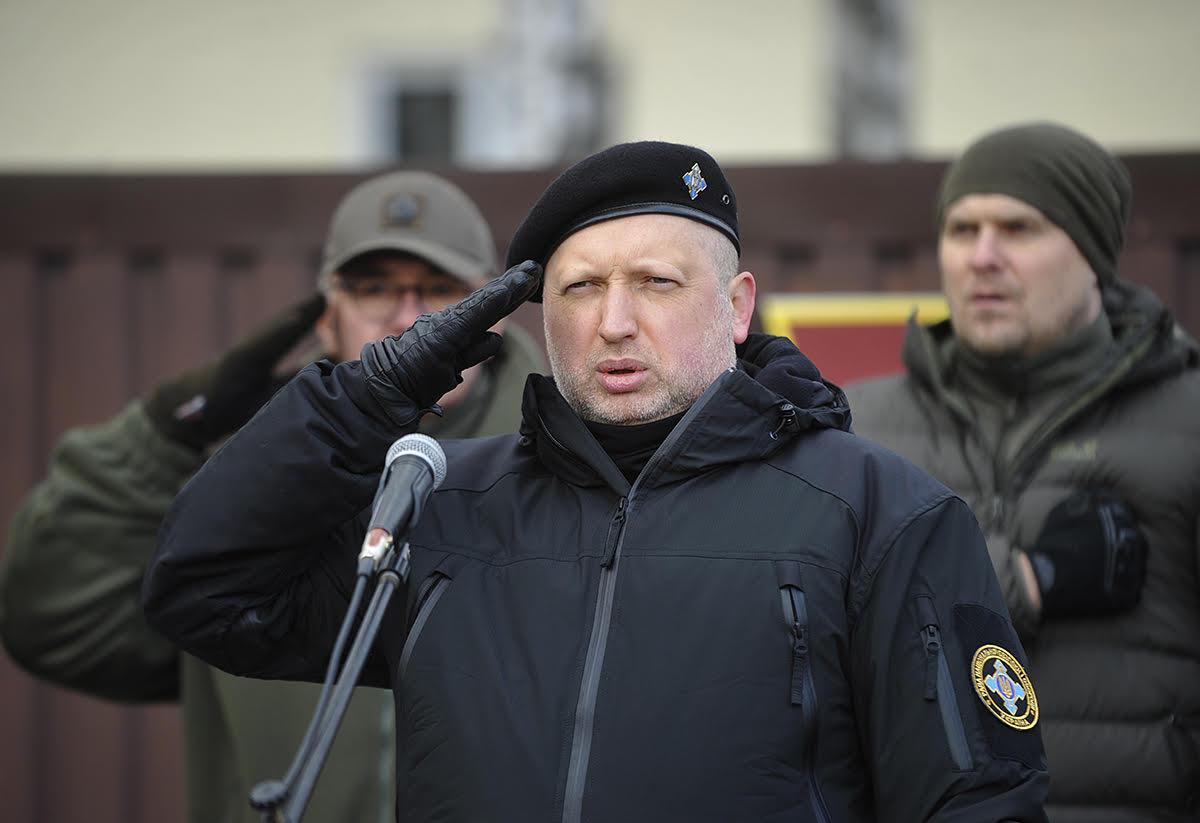 """В СНБО рассказали, как """"тролли"""" пошутили над Турчиновым"""