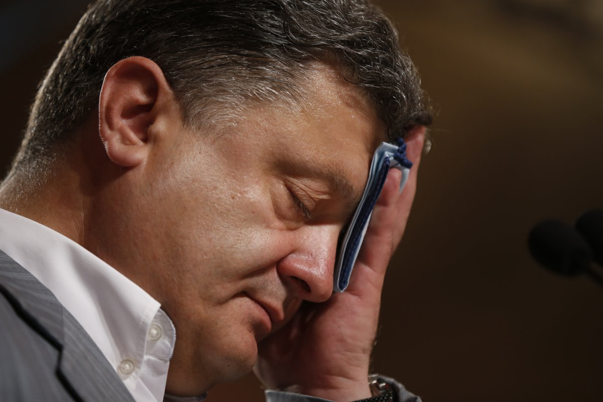 ВАЖНАЯ НОВОСТЬ: Порошенко сказали забыть о европейской Украине