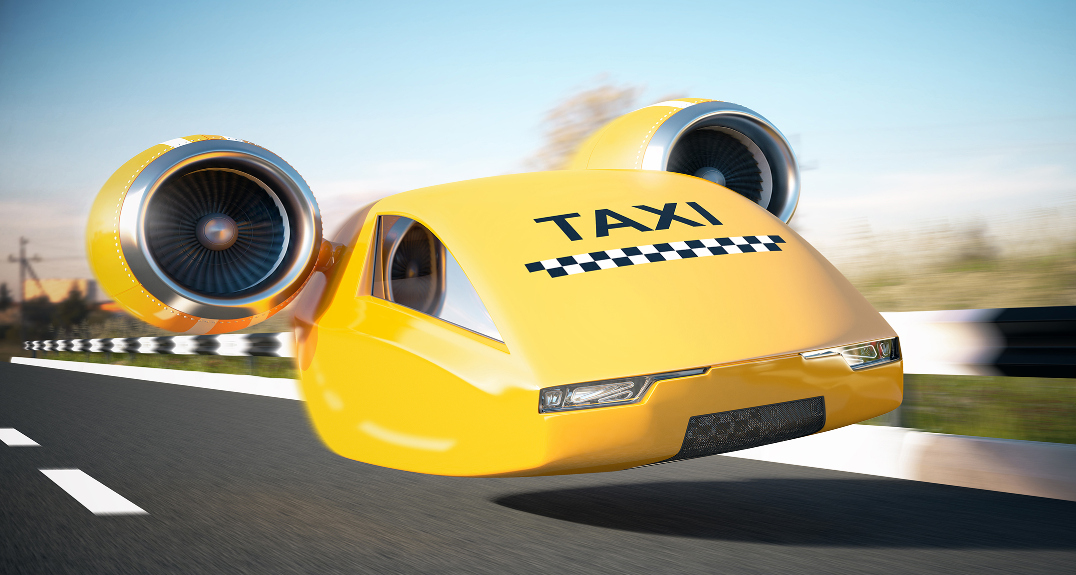 """Летающие такси вместо """"Ланосов"""" и """"Жигули"""": реальность или фантастика?"""