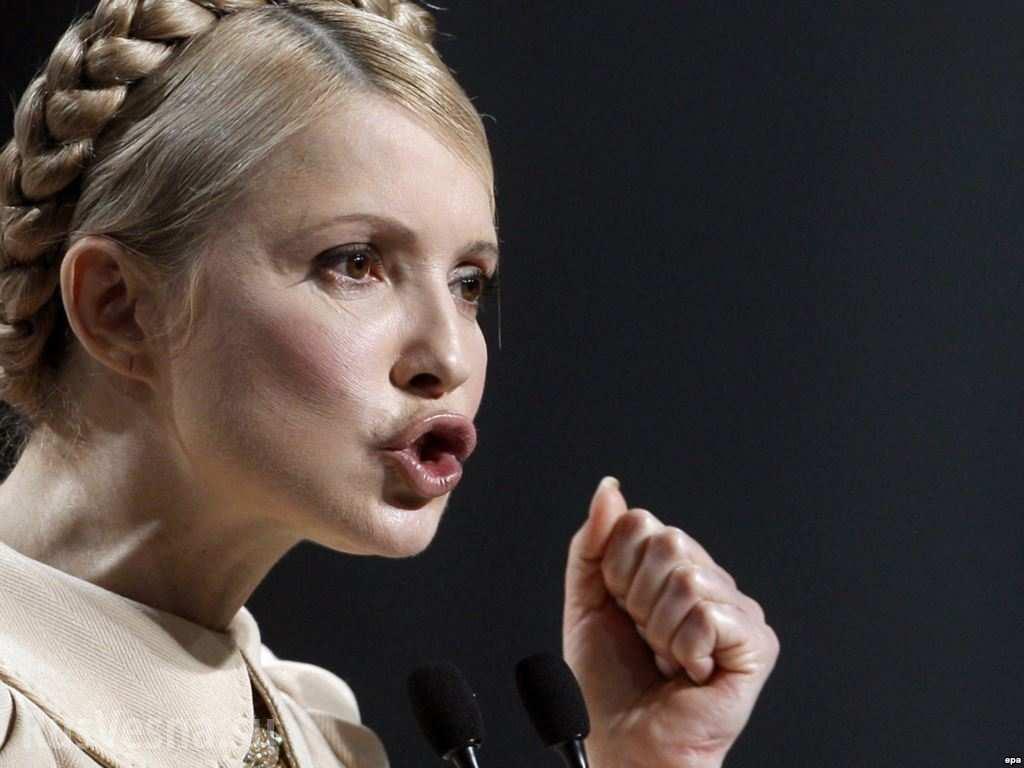 Тимошенко: Вы себе даже не представляете, что ждет страну после взрывов в Виннице…