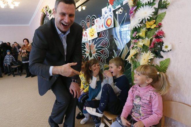 Спасибо Кличко: детские сады Киева переполнены. Куда вести детей?