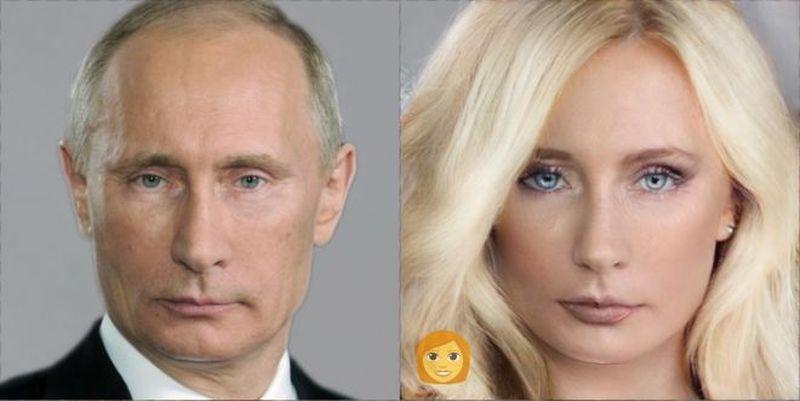 В сети показали что было бы, если бы утром президенты-мужчины проснулись женщинами!