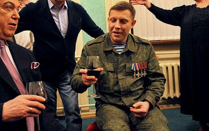 Таинственный визит: Захарченко прибыл в Кремль