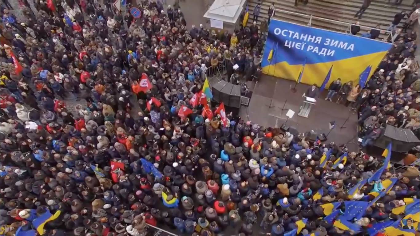 ВАЖНО! Ситуация на Майдане: начальник полиции сделал заявление