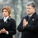 Гнилая душа жены Порошенко поразила Украину