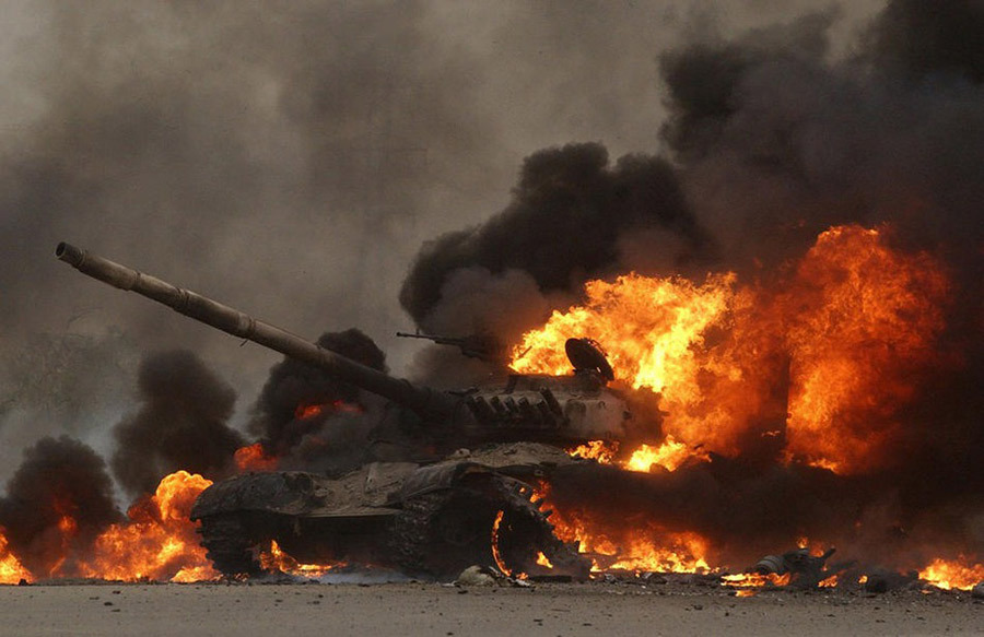 Современный Зверобой: военные похвастались супер-уничтожителем танков! Смотрим видео