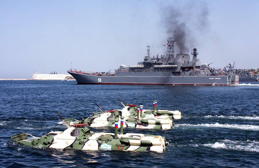 Им мало Крыма. Россия готовится идти дальше