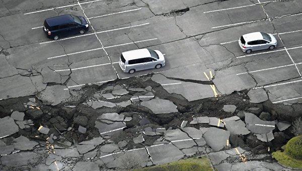 Будет ли цунами? Мощное землетрясение содрогнуло Японию