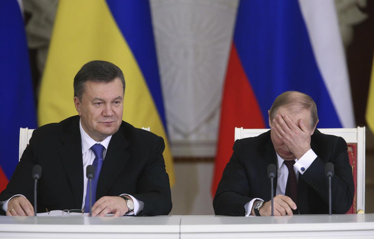 Вирус Януковича атаковал властную верхушку. Вот чем они занимаются у нас за спиной