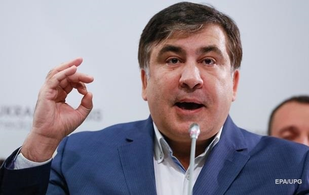 НЕОЖИДАННО! Саакашвили поразил Украину своим поступком!