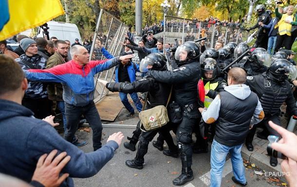 ВАЖНО! Коридор позора: кардинальные меры полиции для вывода нардепов из Рады