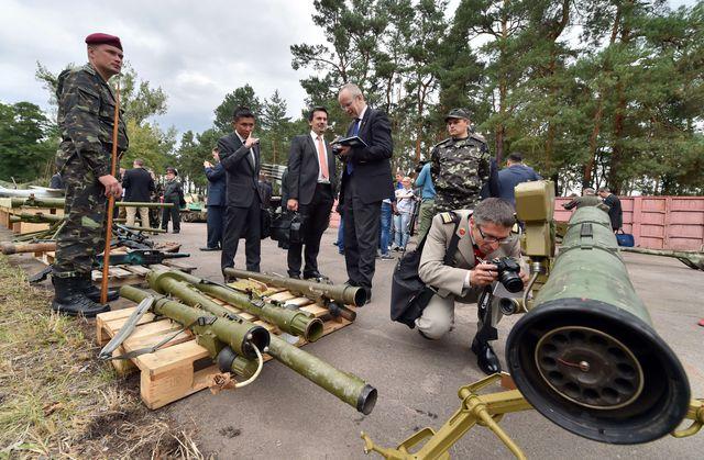 Украина попросила у США мощнейшее оружие. Узнайте, какое