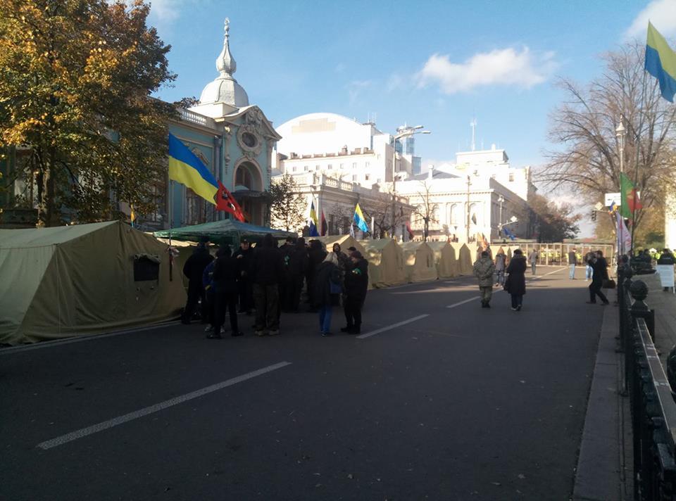 Ситуация на Майдане: последняя сводка. Есть пострадавшие и задержанные!