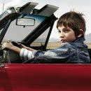 Ребенок за рулем да еще и с наркотой и оружием. Это возможно только у нас