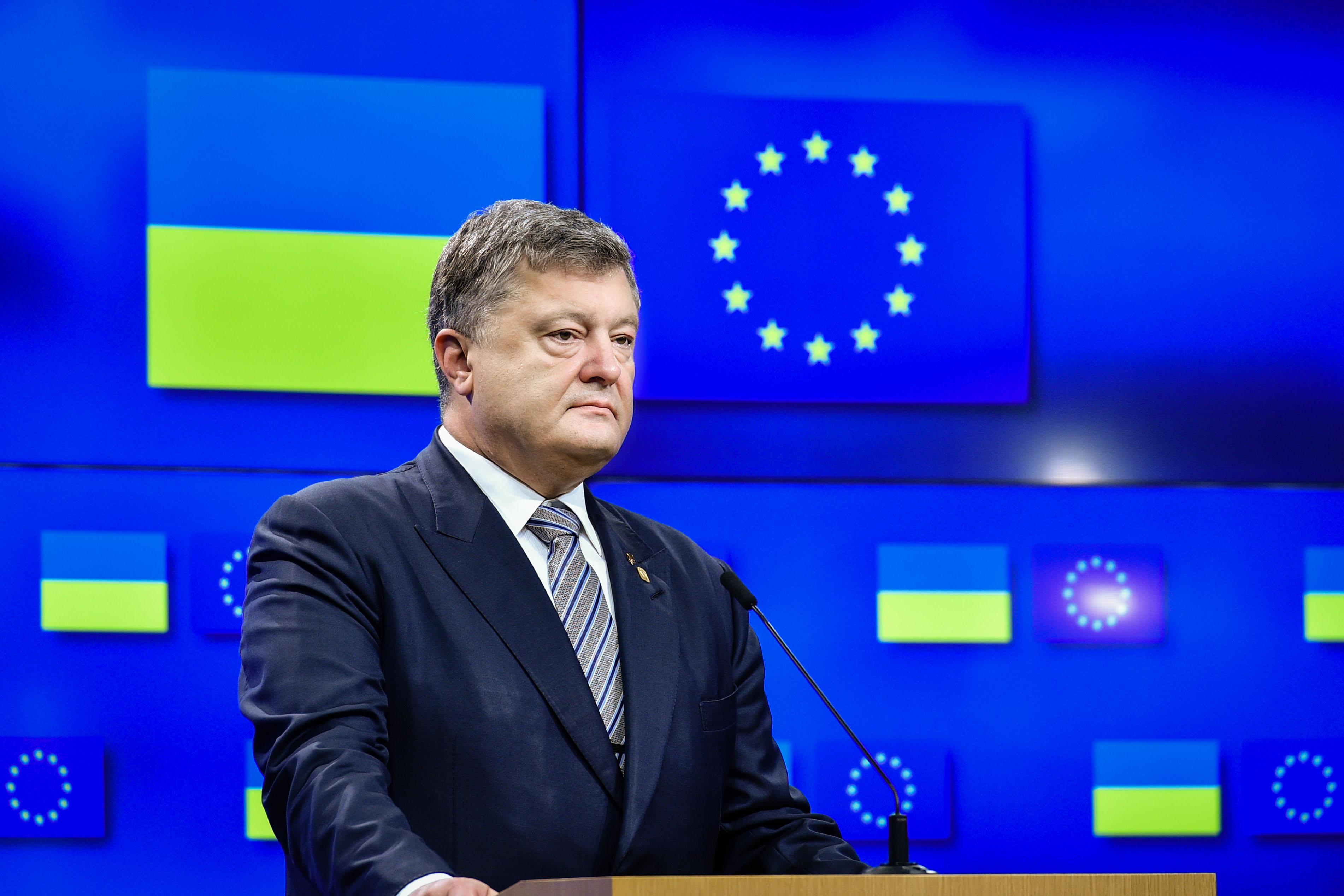 Соседи атакуют! Украина на грани разрыва отношений с ЕС