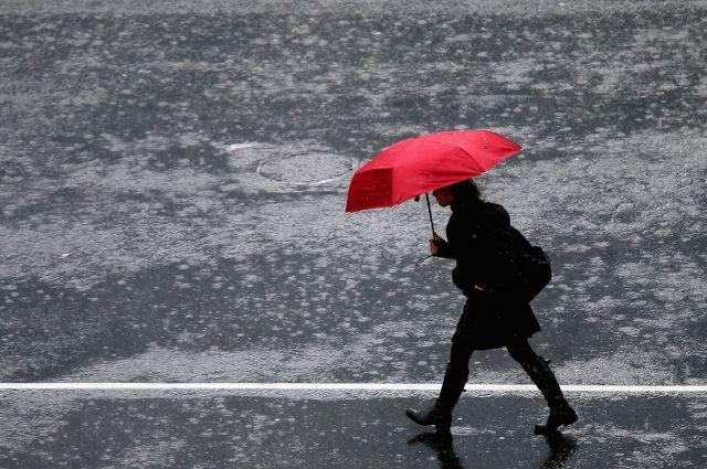 ВАЖНО! Синоптики предупреждают о сильных дождях 23 октября