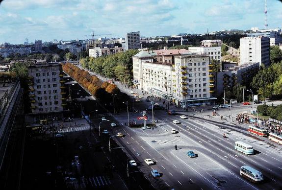 Назад в будущее! Киевскому проспекту Победы осталось жить 1 день?