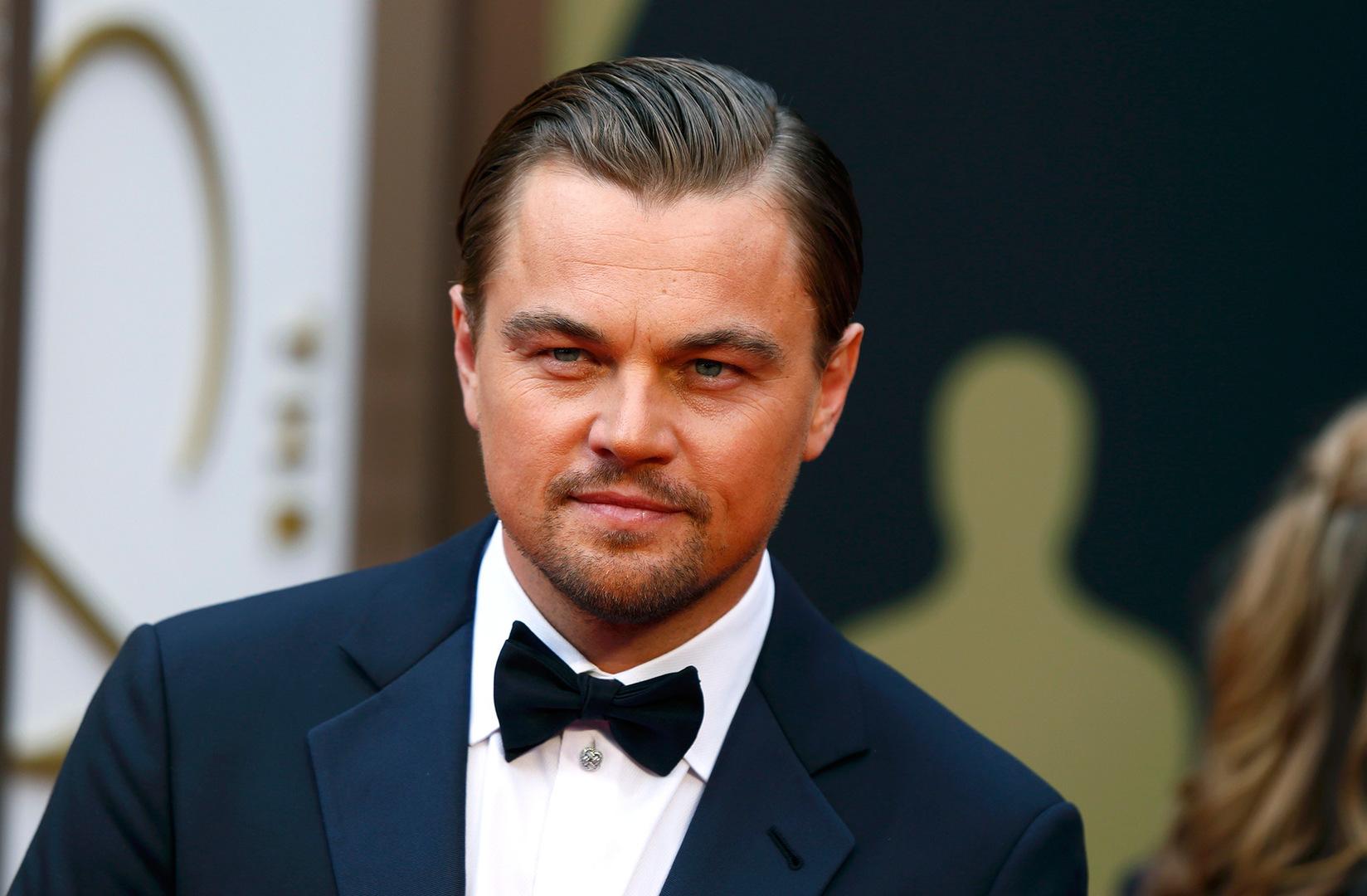 Наши лучше всех: Леонардо ди Каприо застукали с украинской моделью
