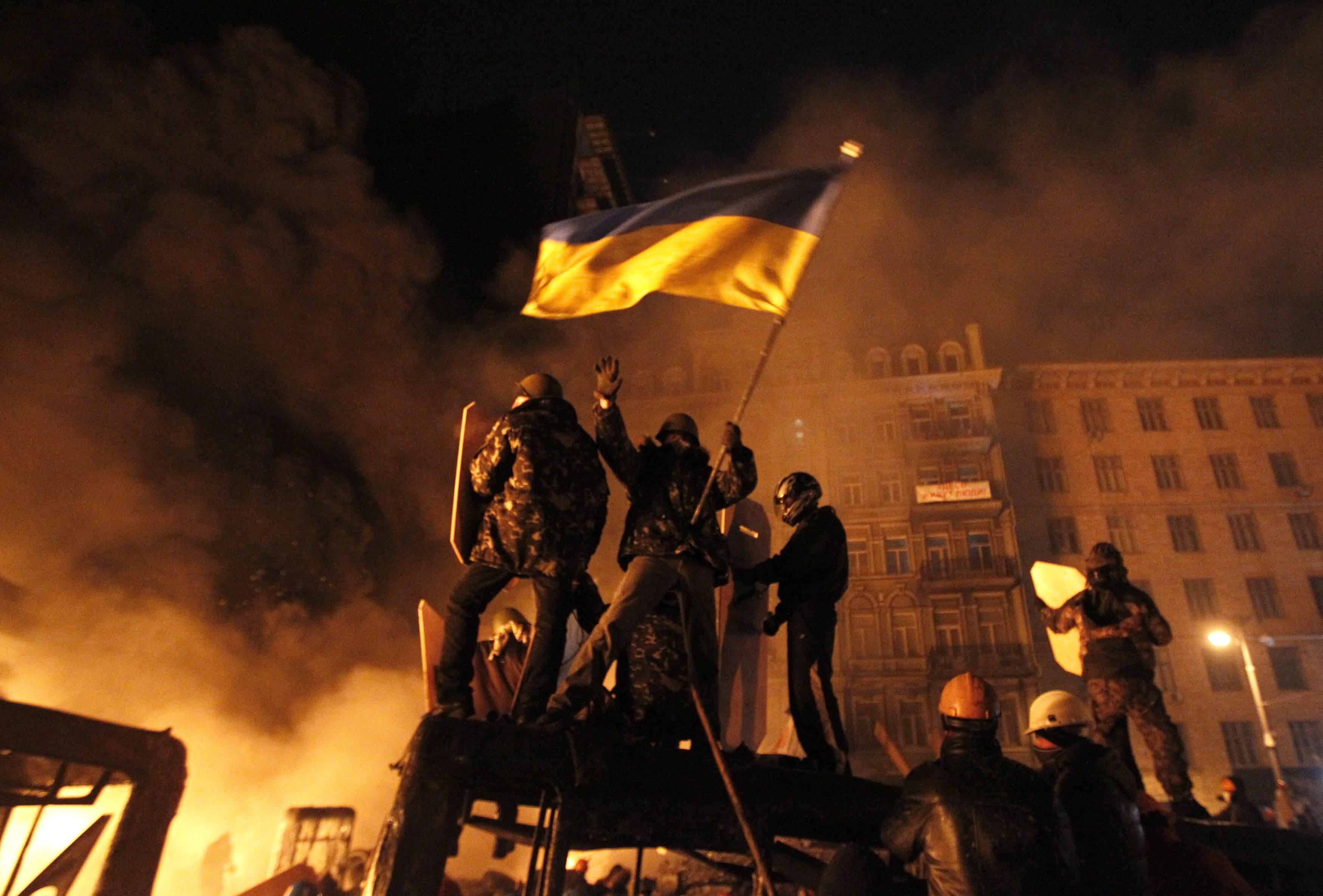 Украина постоянно в центре скандалов и этому есть объяснение