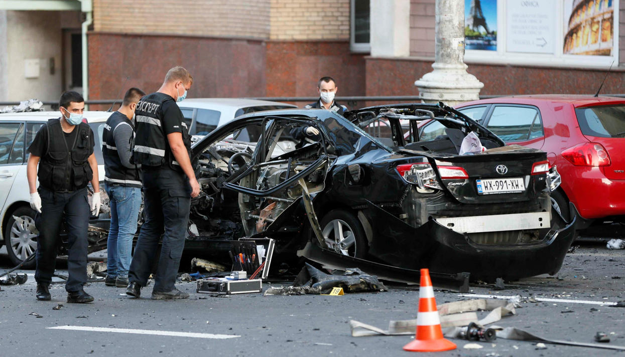 Откровения киллеров: что стоит за взрывами в Киеве