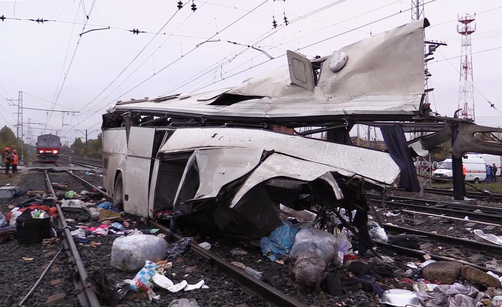 СРОЧНО! Первые подробности жуткой автокатастрофы в России! Количество трупов поражает. Ужасное видео