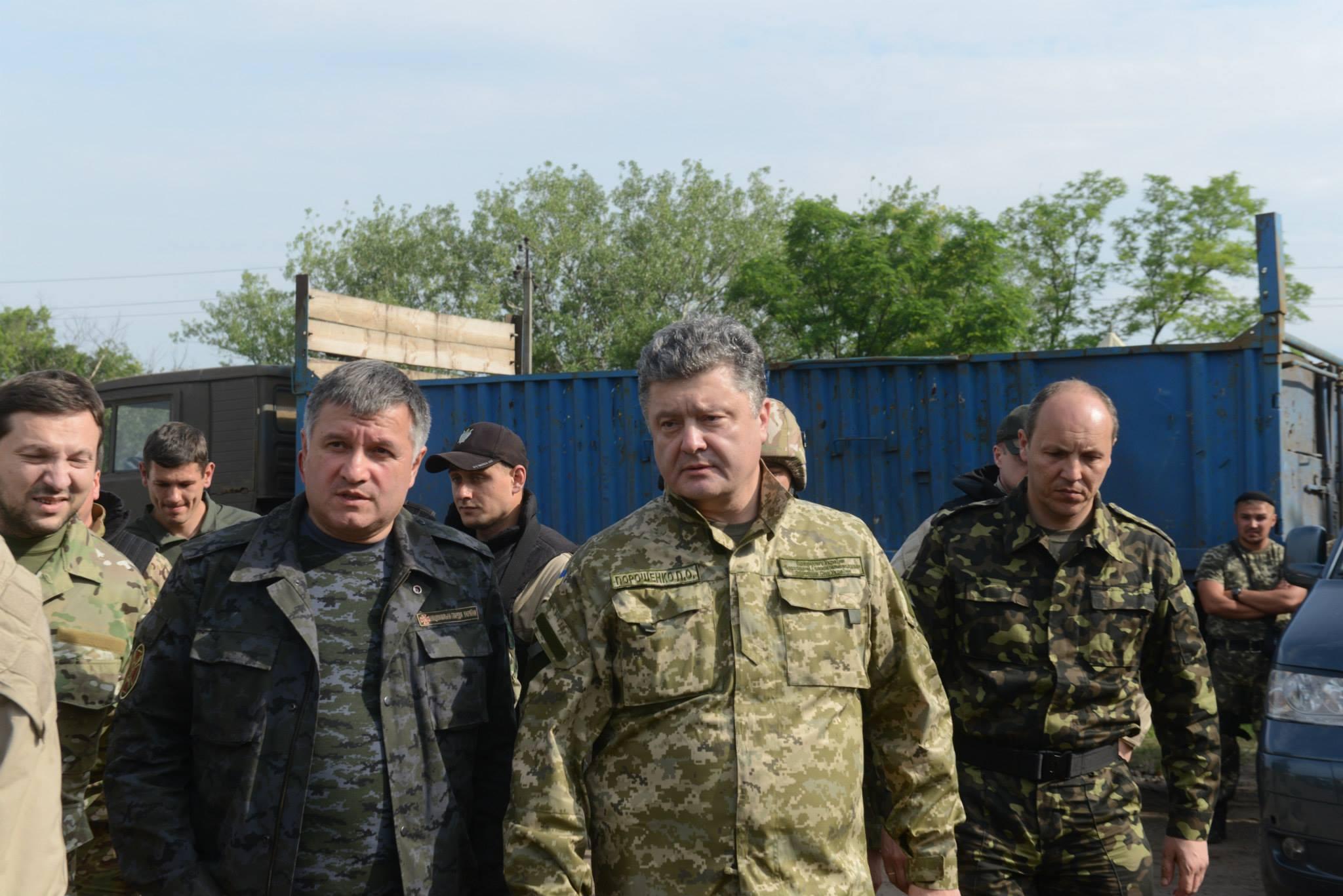 Геращенко: Порошенко і Аваков йдуть на жорсткий конфлікт