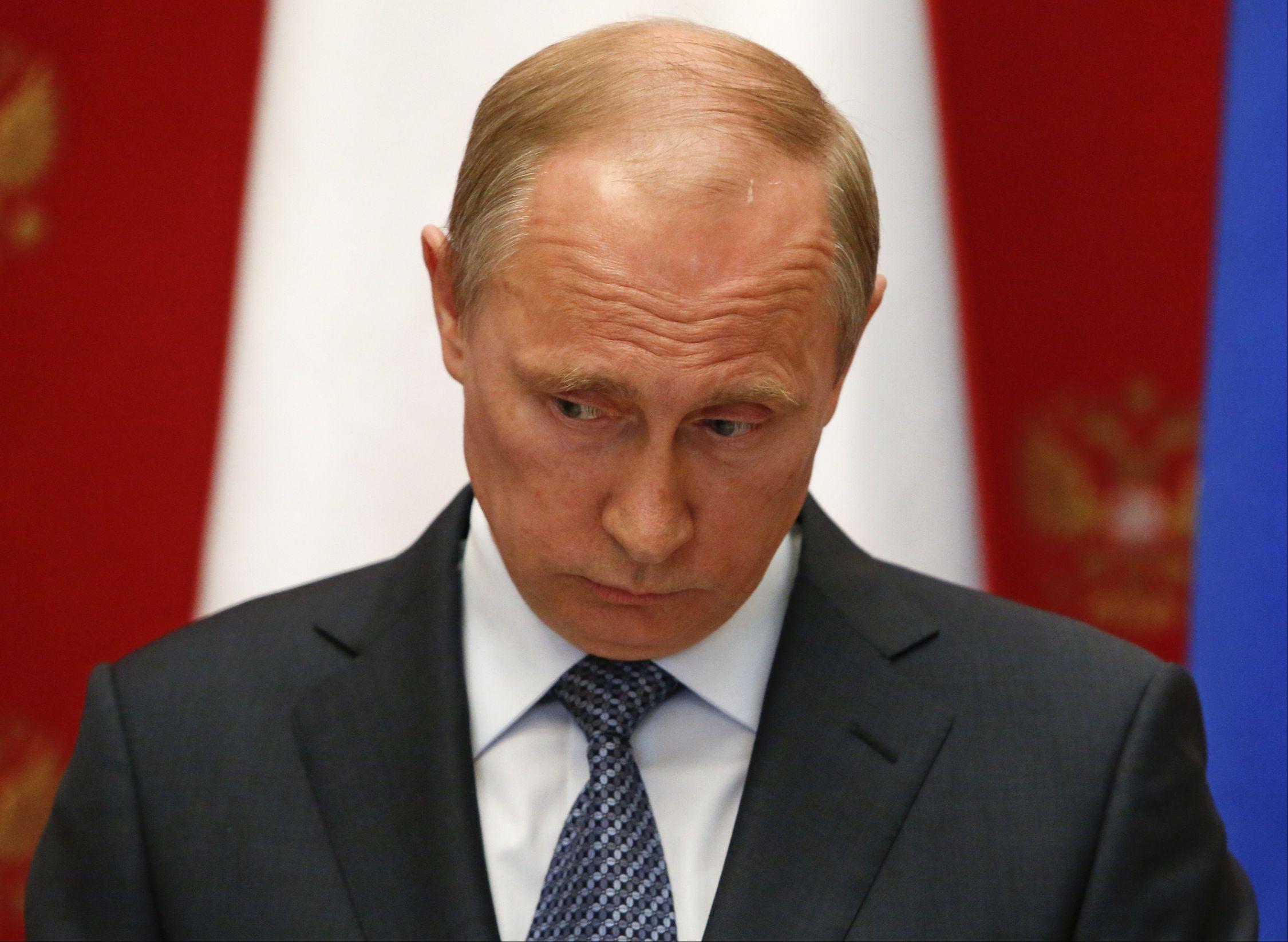 Лицемер до мозга костей: Путин сделал резонансное заявление