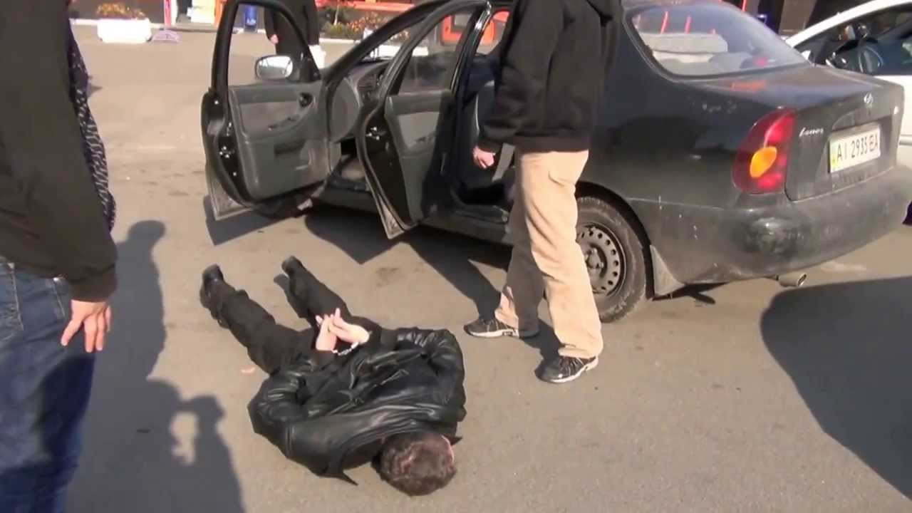 Журналист сайта Politeka в центре Киева задержал шпиона: подробности