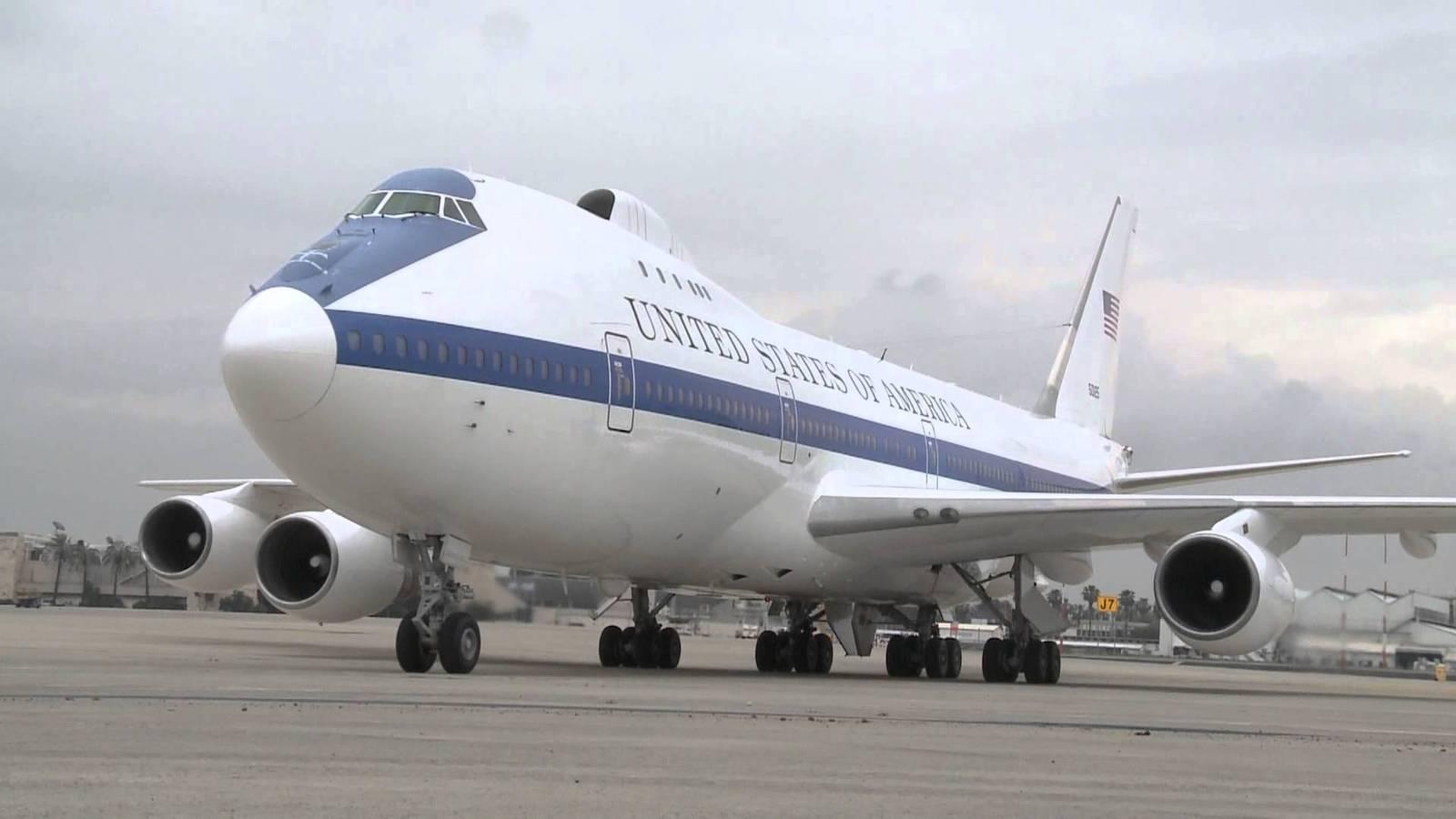 """Самолет """"судного дня"""": что это за махина и как она выглядит внутри"""