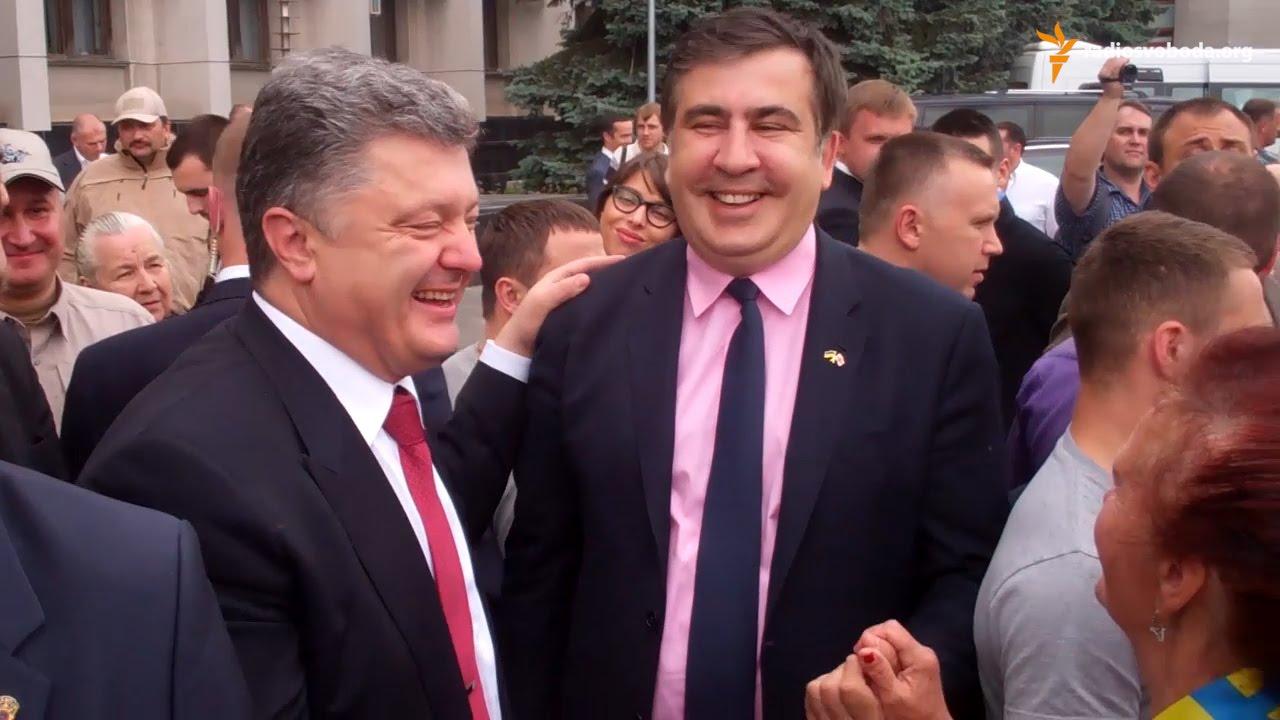 Сможет ли Саакашвили свергнуть Порошенко: прогнозы экспертов
