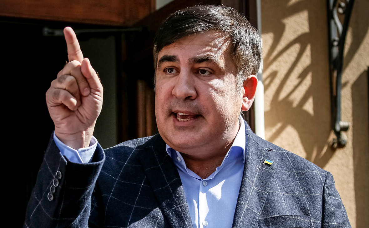 "Саакашвили: ""Порошенко сказал мне, что он круче, чем Янукович"""