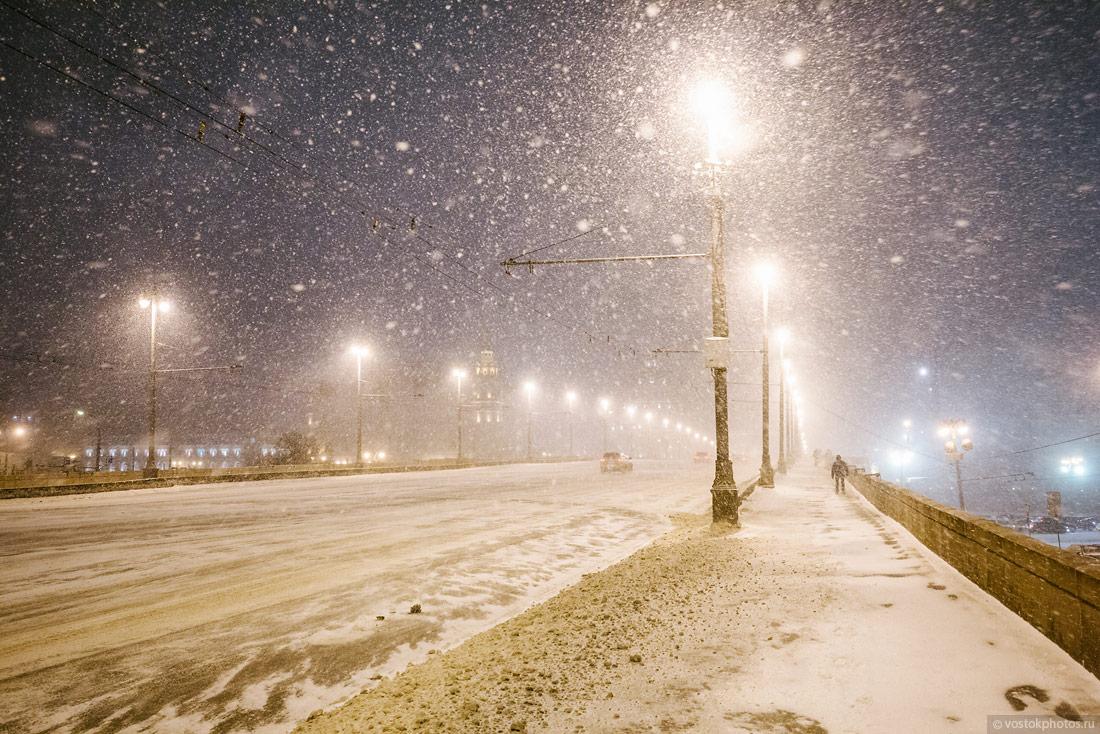 СРОЧНО: первый снег пойдет уже завтра