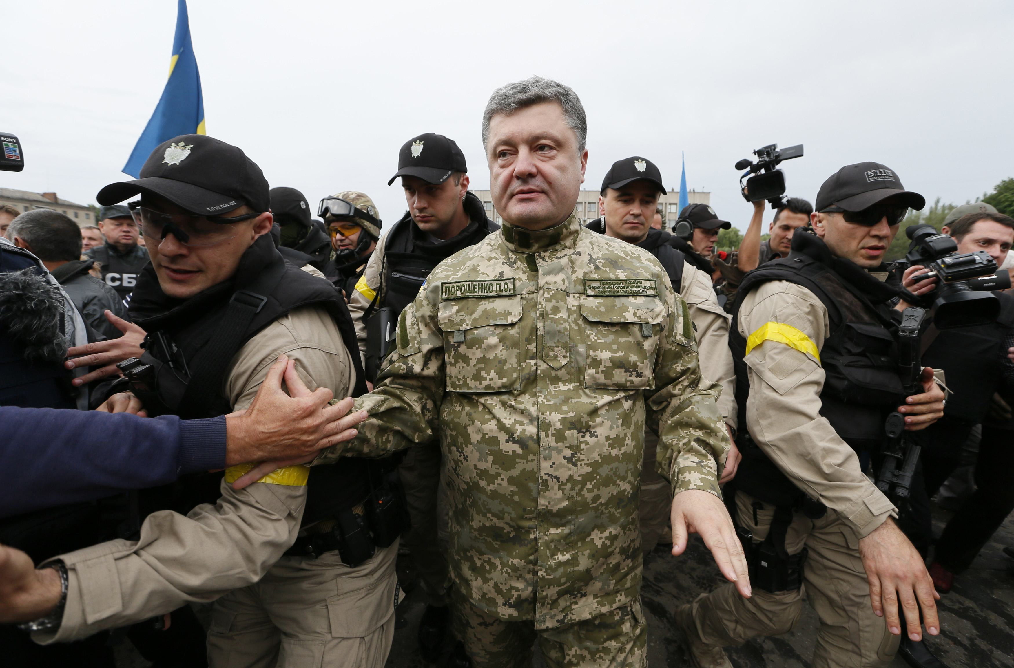 Срочное обращение Порошенко по Донбассу! Узнайте первыми о подробностях