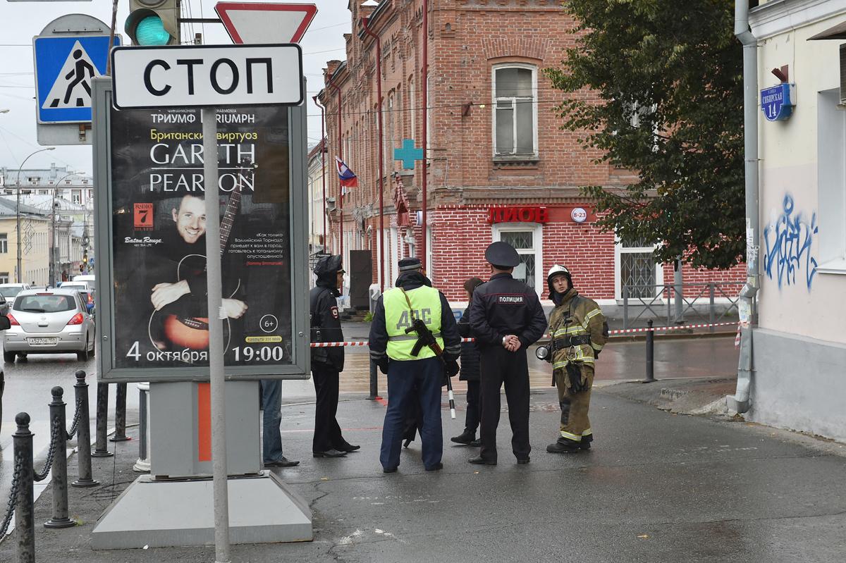 Страх над Москвой: эвакуировано более 160 тысяч человек