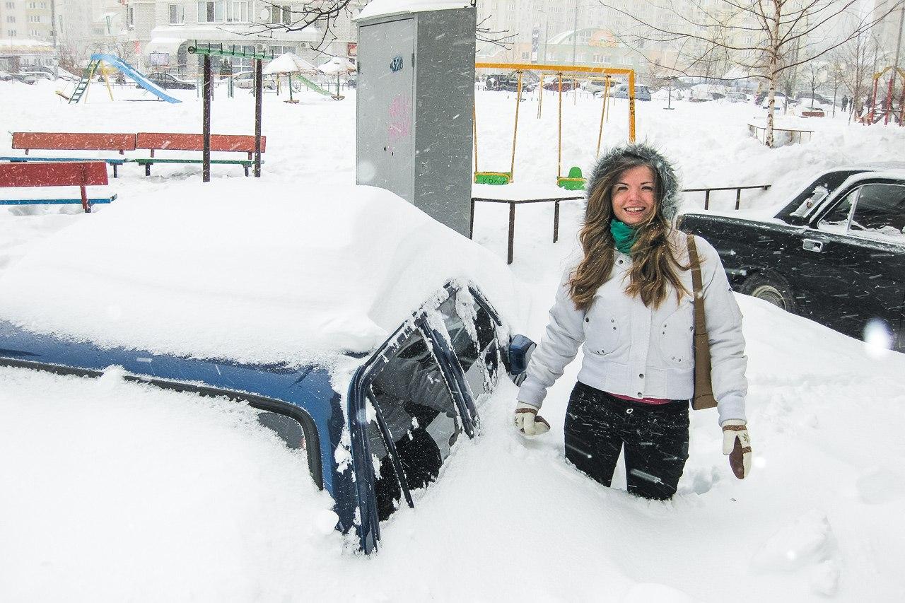 Авторитетный прогноз: Украину скоро заметет снегом