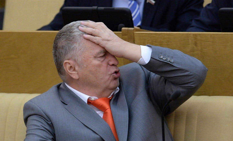 Илья Пономарев: Жириновский – гей. И агент КГБ. И много чего еще…