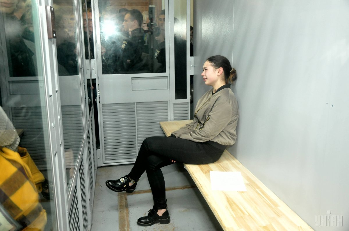 Стало известно, чем мажорка Зайцева занимается в СИЗО после смертельного ДТП