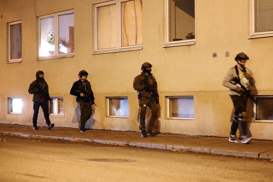 СРОЧНО! Массовый расстрел в Швеции. Появились подробности