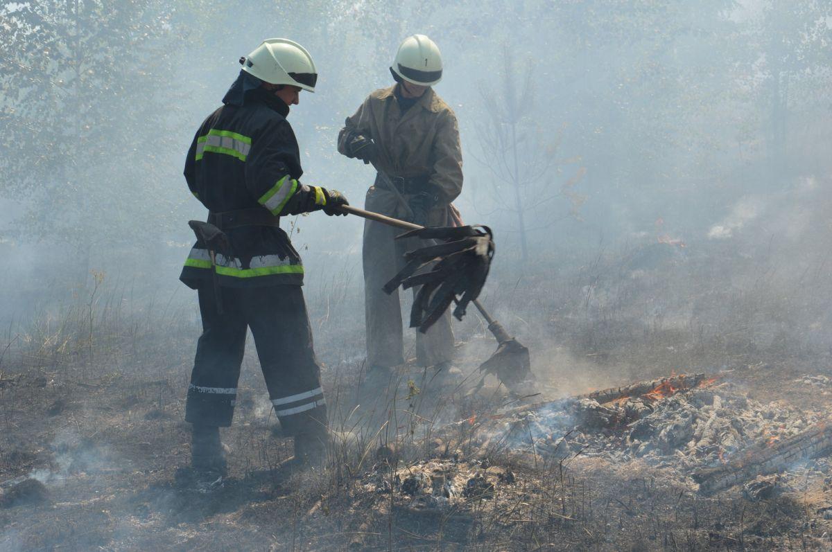 Днепр в огне: вы удивитесь, что стало причиной масштабного пожара