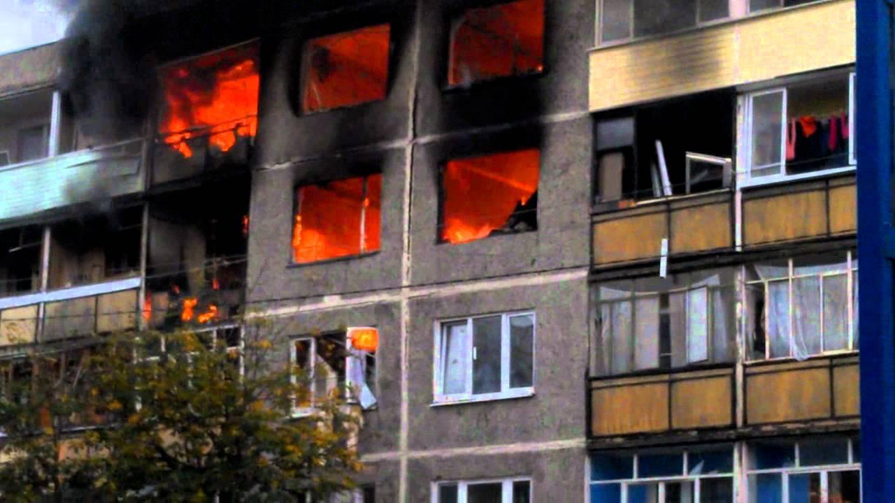 Снова взрывы! На сей раз трагедия пришла на Львовщину