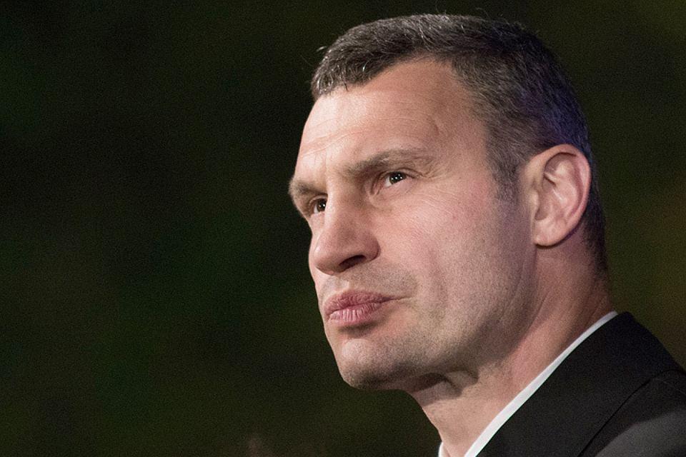Кража младенца: Кличко хочет установить 3 тыс. видеокамер по всему Киеву!