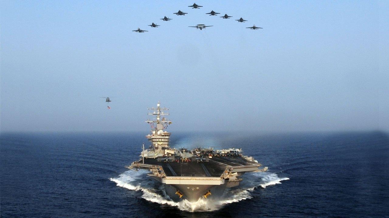 ВАЖНО! США срочно отправляет авианосцы на Северную Корею. Во что это выльется?